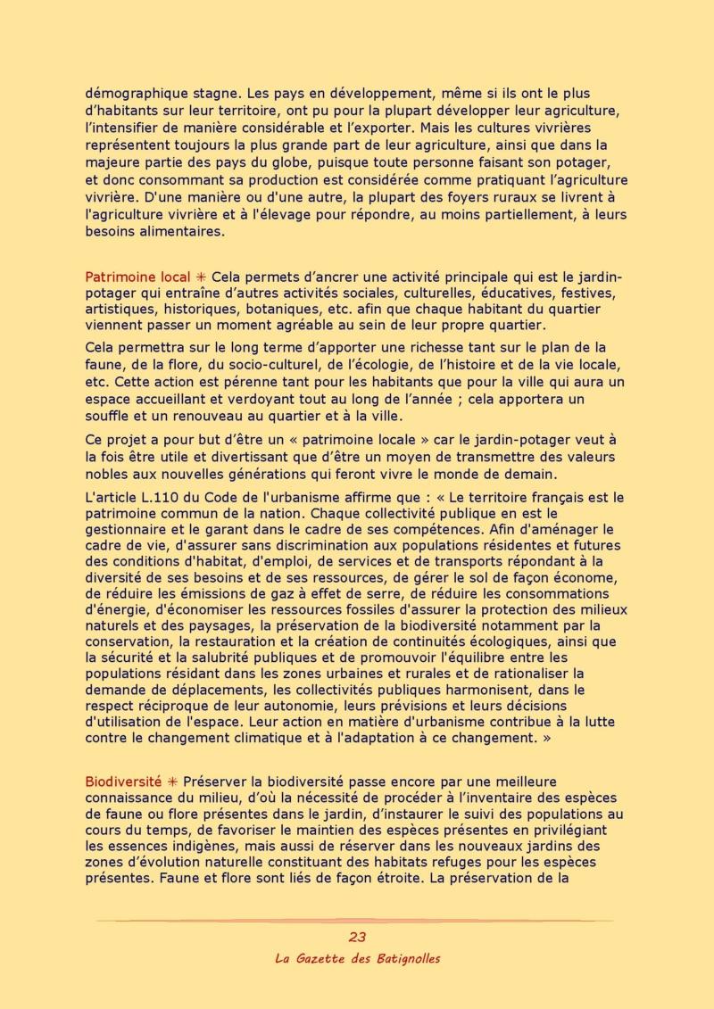 La Gazette des Batignolles n°6 Lgdb0633
