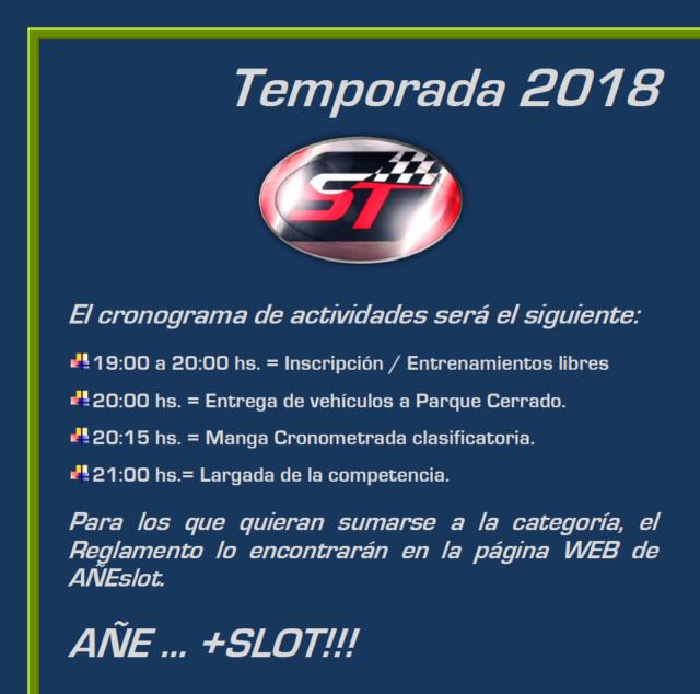 SUPER TURISMO ▬ 6° RONDA ▬ V. TÉCNICA ▬ CLASIFICACIÓN OFICIAL Supert10