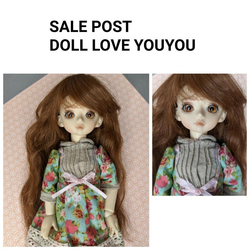 [V] Doll Love Youyou - 120€ Infram19