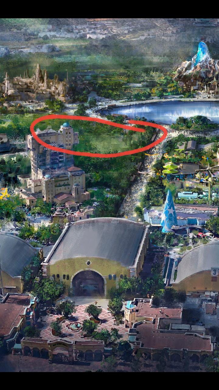 [News] Extension du Parc Walt Disney Studios avec Marvel, Star Wars, La Reine des Neiges et un lac (2020-2025) - Page 35 20180710
