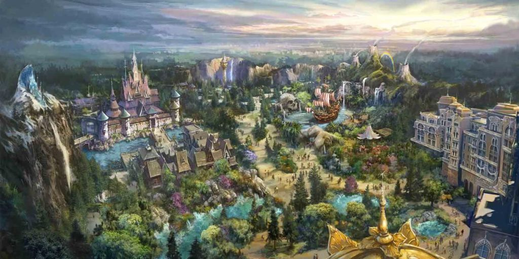 "[Tokyo DisneySea] Fantasy Springs : nouveau Port ""Reine des Neiges/Raiponce/Peter Pan"" (2022) Img_2010"