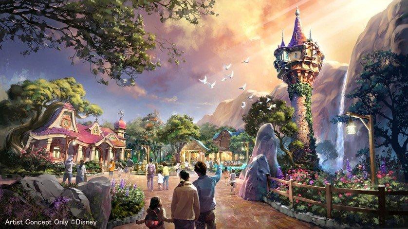 "[Tokyo DisneySea] Fantasy Springs : nouveau Port ""Reine des Neiges/Raiponce/Peter Pan"" (2022) Img_2011"