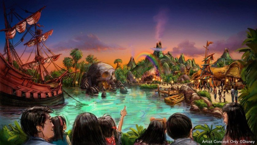 "[Tokyo DisneySea] Fantasy Springs : nouveau Port ""Reine des Neiges/Raiponce/Peter Pan"" (2022) Img_2012"