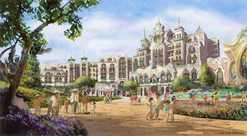 "[Tokyo DisneySea] Fantasy Springs : nouveau Port ""Reine des Neiges/Raiponce/Peter Pan"" (2022) Img_2013"