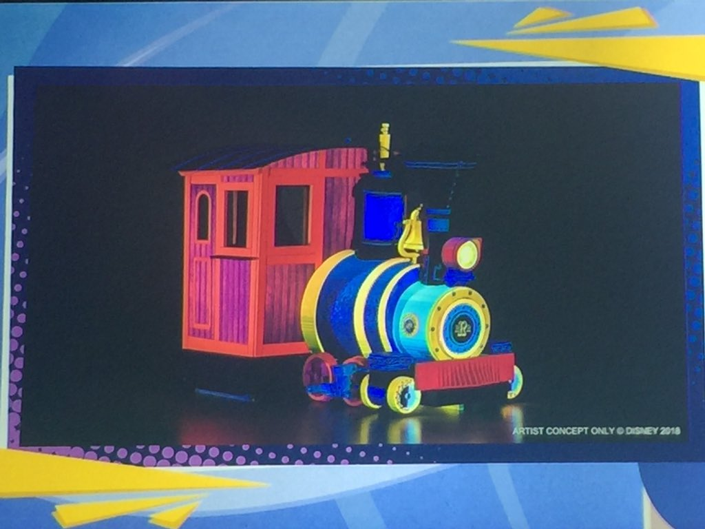 [Disney's Hollywood Studios] Mickey and Minnie's Runaway Railway (4 mars 2020) - Page 4 Img_2014