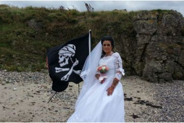 Woman who married 300-year-old pirate ghost divorced spirit because he was 'using her' Amanda10