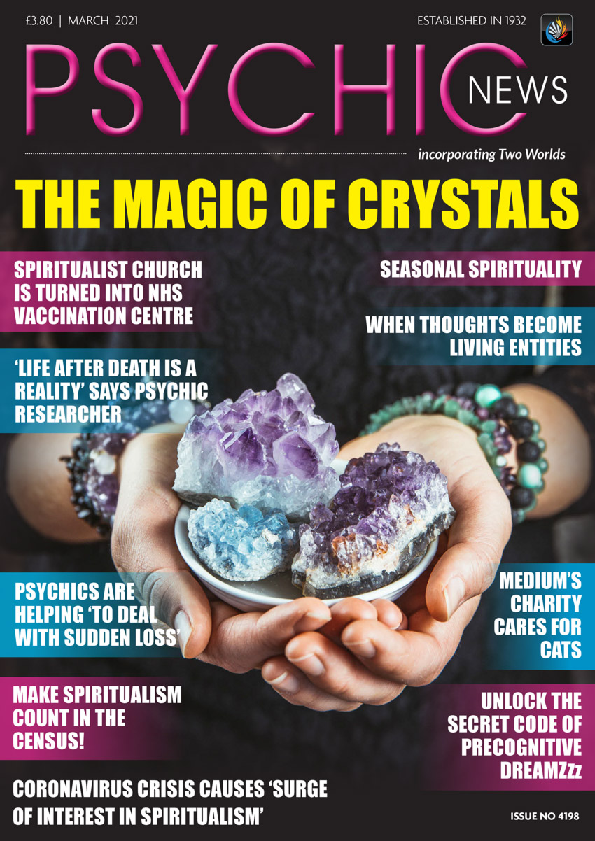 Psychic News - March 2021 issue Cover114