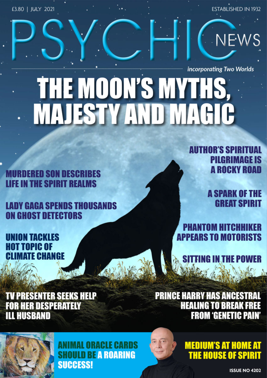 Psychic News - July 2021 Cover117