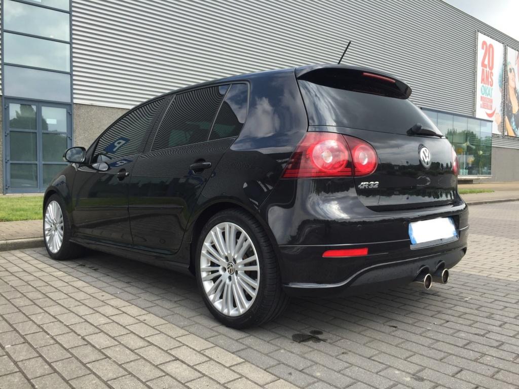 Vends Golf MK5 R32 boîte DSG 5 portes noire 46 000 kms 688d2910