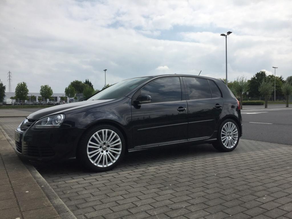 Vends Golf MK5 R32 boîte DSG 5 portes noire 46 000 kms C6893a10