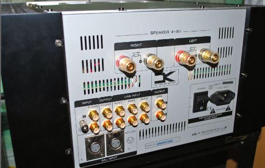DK Designs VS.1 Reference Mk.III integrated amplifier Dk210