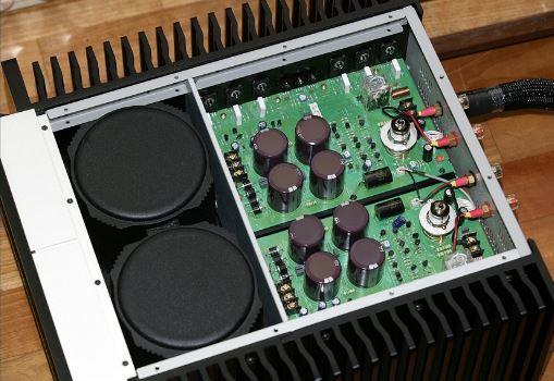 DK Designs VS.1 Reference Mk.III integrated amplifier Dk310