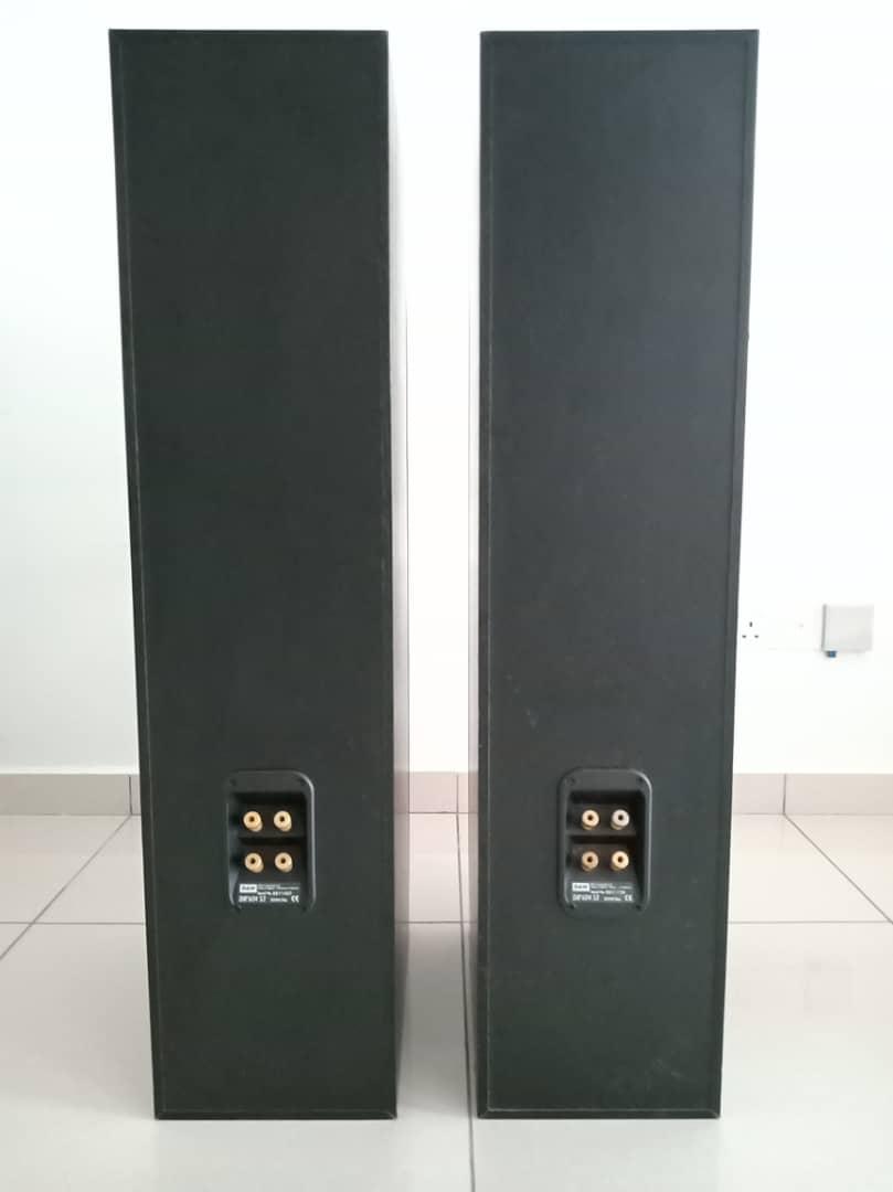 B&W DM604 S3 Floorstand Speaker  Img-2017