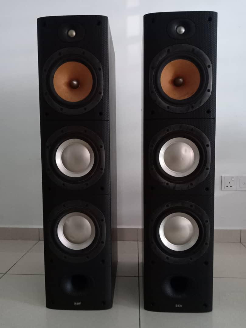 B&W DM604 S3 Floorstand Speaker  Img-2018