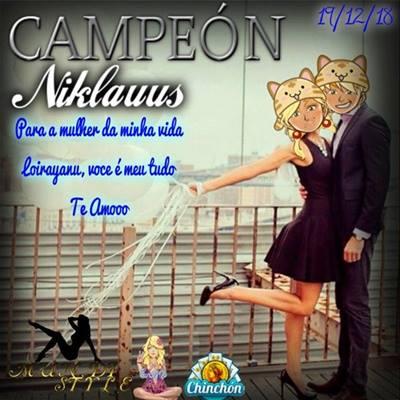 TORNEO CHINCHON DIA 19-12-18 CAMPEON NIKLAUUS Campeo10