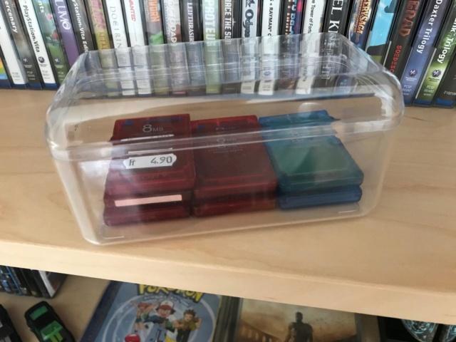 Memory Card PS2: Liste de tous les coloris ? 71528110