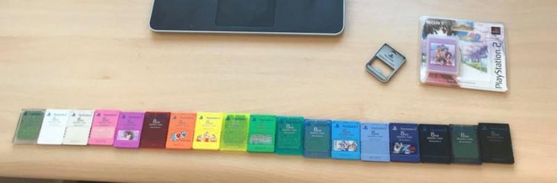 Memory Card PS2: Liste de tous les coloris ? Mcrain10