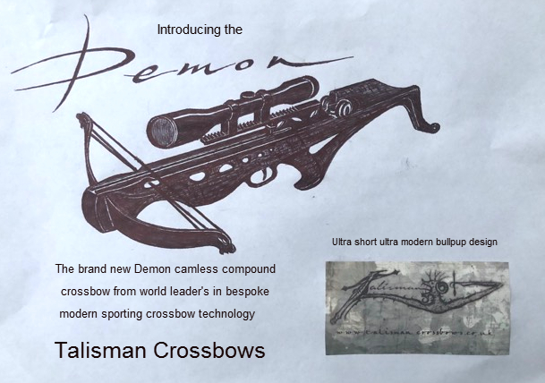 Brand new Demon crossbow 33617910
