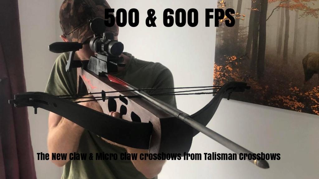 Claw crossbow prototype Sw7du110