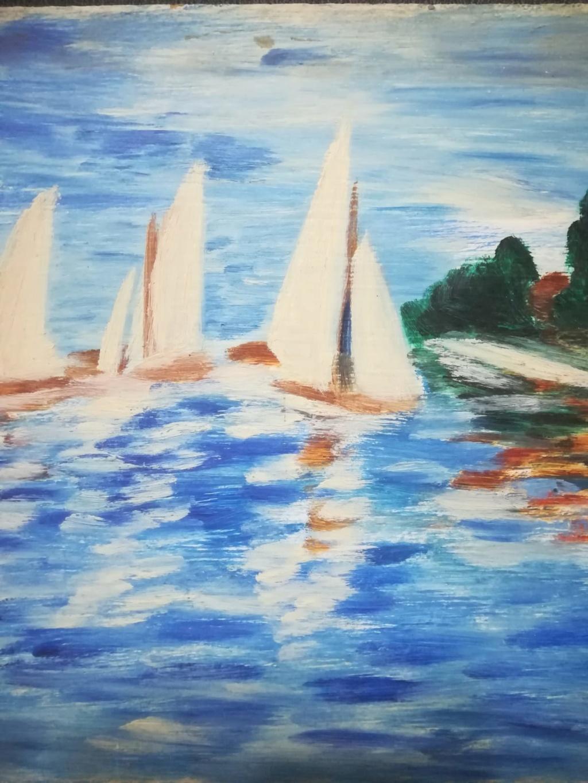 L'arte del navigare : il fascino del mare Img-2044