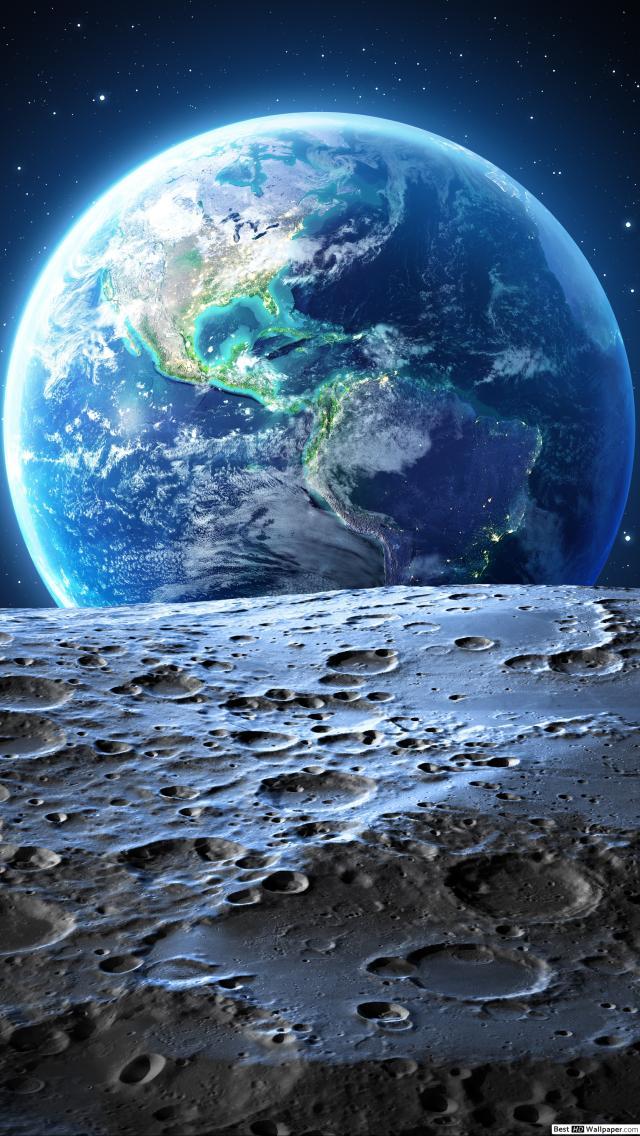 luna di luglio Terra-10