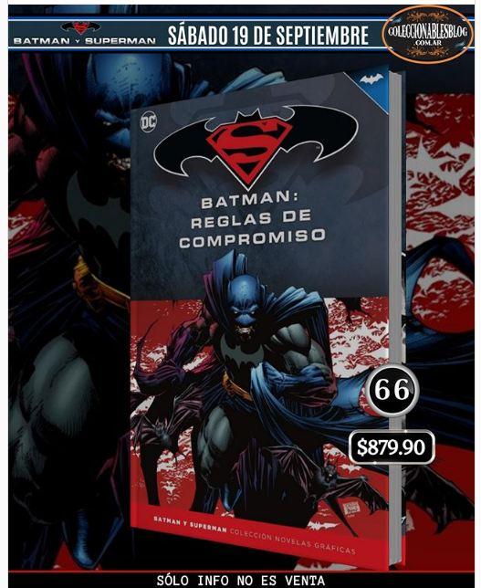 5-7 - [DC - Salvat] Batman y Superman: Colección Novelas Gráficas - Página 13 Captur10