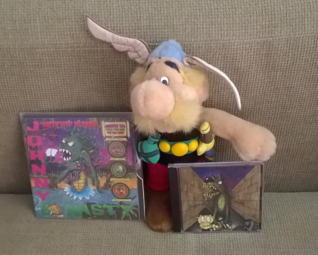 """Edición CD """"Greendog"""" Johnny B. Nasty ya a la venta y nuevo EP en camino Wp_20111"""