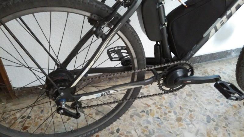 Vendo Rockrider 340 (kit rueda delantera) Img_2016