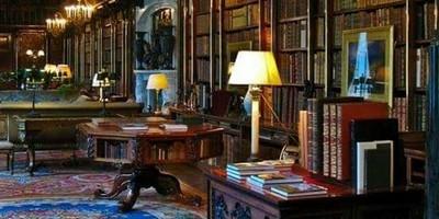 [Habitation] Manoir Ravental Biblio10