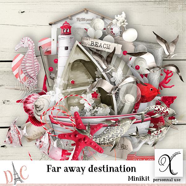 Far away destination  (28.06) DC+DCH Xuxper12