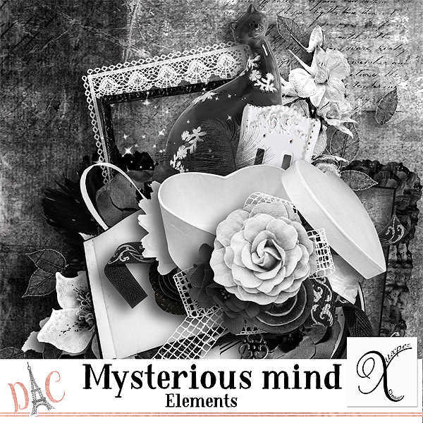 Mysterious mind (déjà en boutique chez DC, Duo box my part) Xuxper95