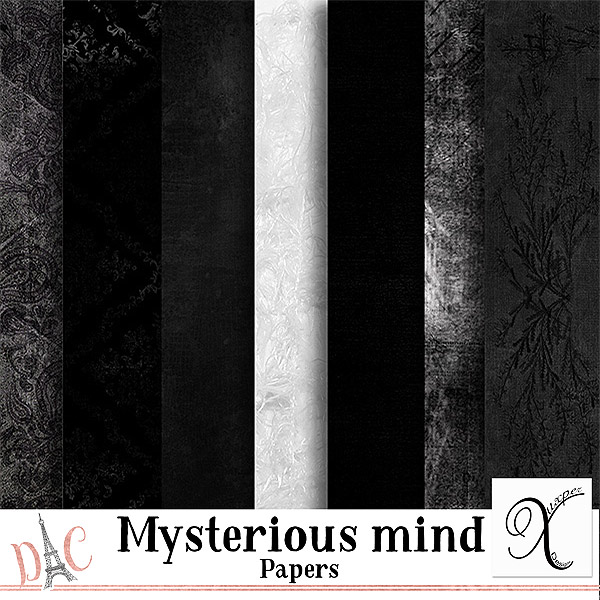Mysterious mind (déjà en boutique chez DC, Duo box my part) Xuxper96