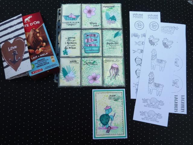Disney Cards {La Confiserie des trois Fées} - Page 6 P1150525