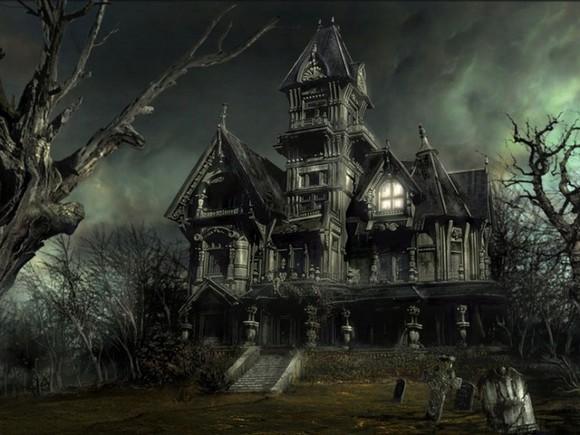 Event d'Halloween Manoir10