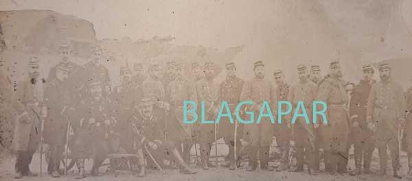 Il y a 150 ans : La défense de Paris, photo Disdéri du 2ème régiment de marche Photo_14