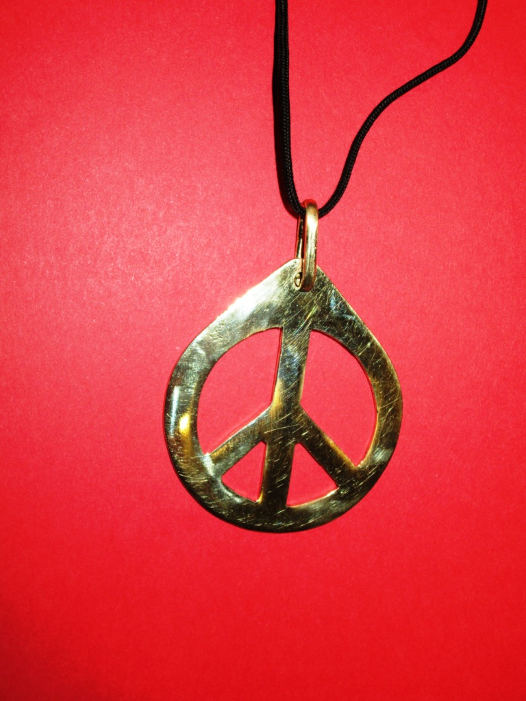 Peace and love en laiton 2 mm 7_bzol10