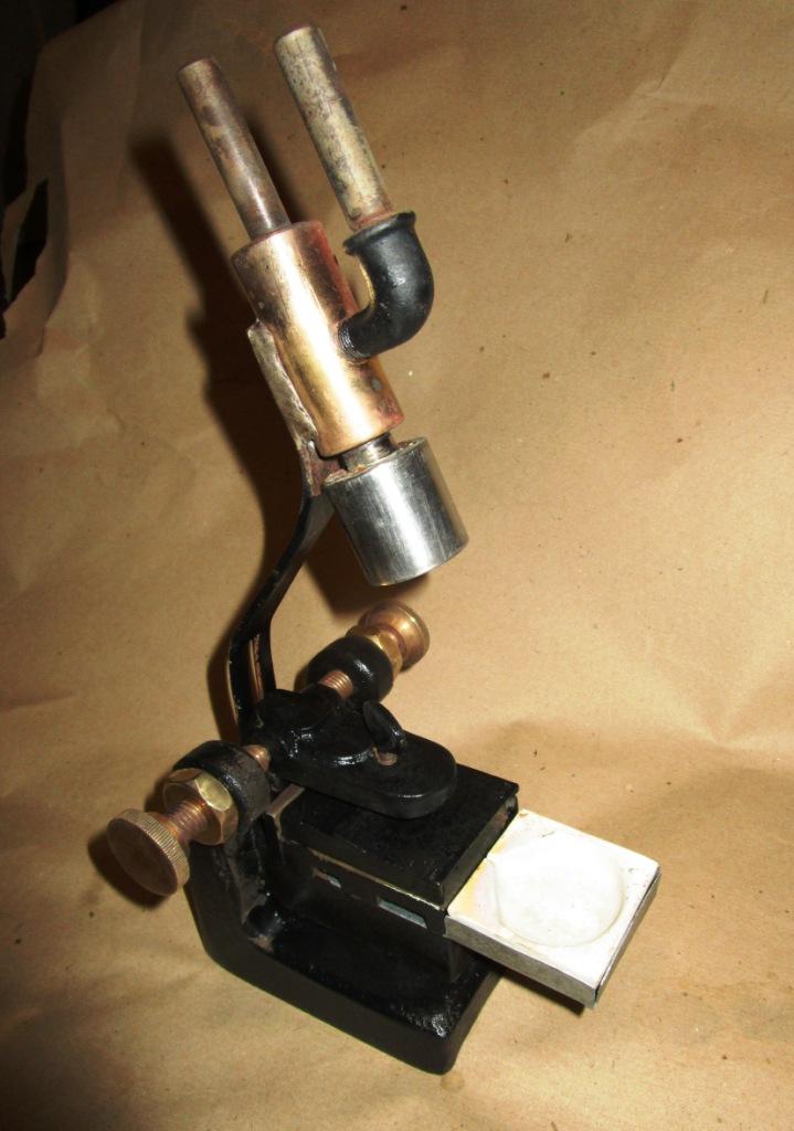 petite lingotière basculant ancienne Img_5719