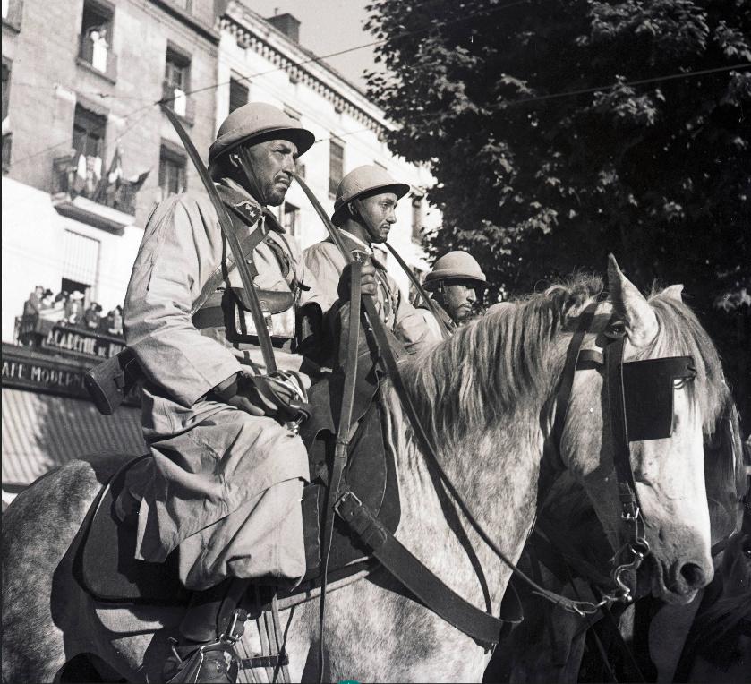 1e brigade de spahis Spahis11