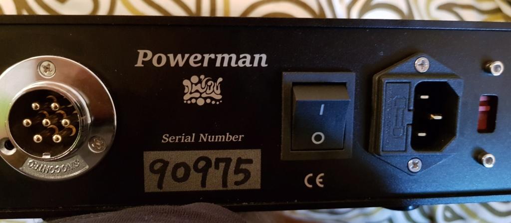[FI] Amplificatore XI Audio Formula S + alimentazione separata Powerman 20180910