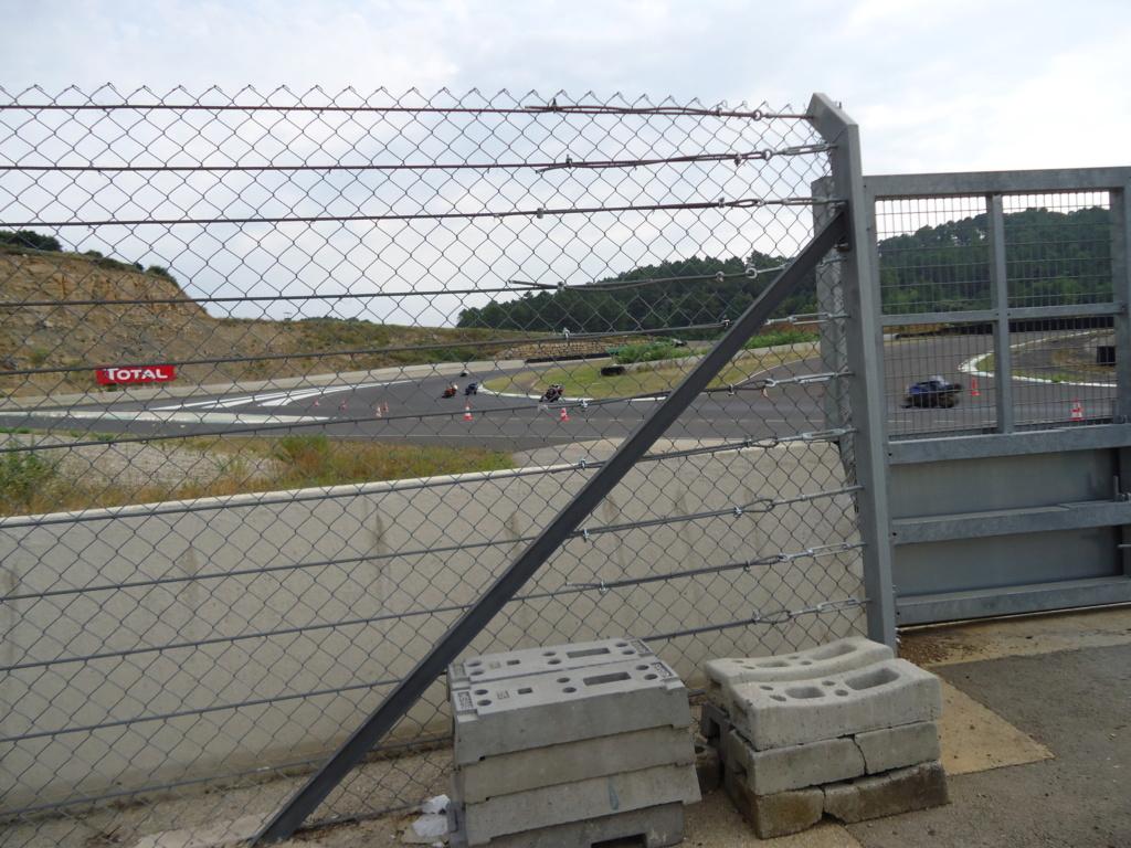 Alès Cévennes - Circuit de vitesse Dsc00819