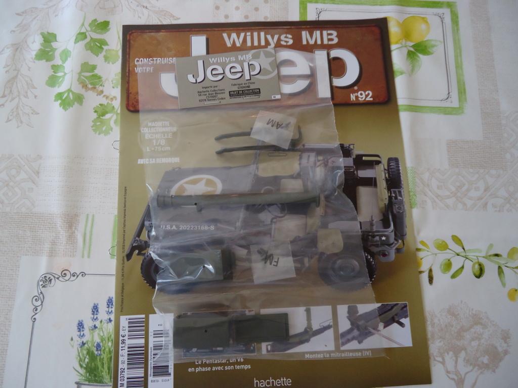 Jeep Willys - 1/8ème - Ed. Hachette - Construction par Glénans (Partie 2) - Page 2 Dsc00843