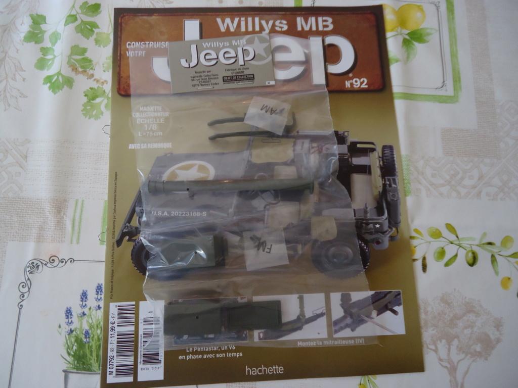 Jeep Willys - 1/8ème - Ed. Hachette - Construction par Glénans (Partie 2) - Page 2 Dsc00851