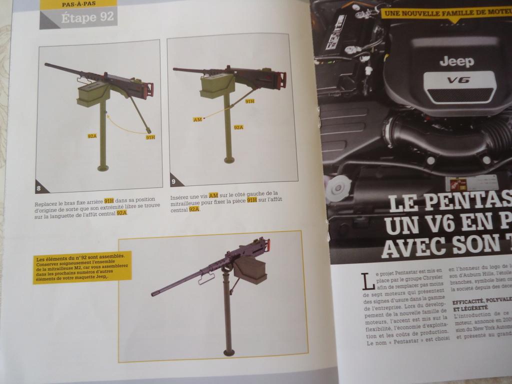 Jeep Willys - 1/8ème - Ed. Hachette - Construction par Glénans (Partie 2) - Page 2 Dsc00853