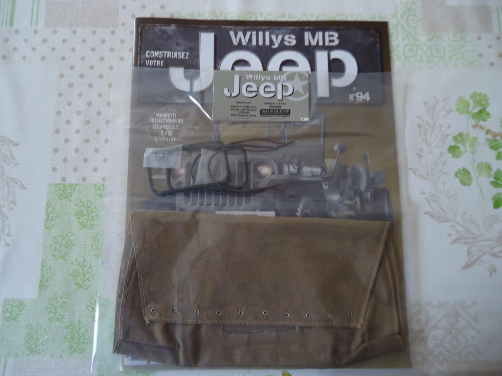 Jeep Willys - 1/8ème - Ed. Hachette - Construction par Glénans (Partie 2) - Page 2 Dsc00914