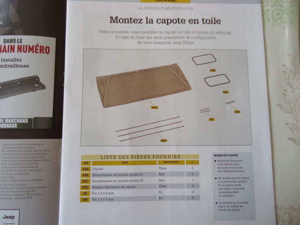 Jeep Willys - 1/8ème - Ed. Hachette - Construction par Glénans (Partie 2) - Page 2 Dsc00915