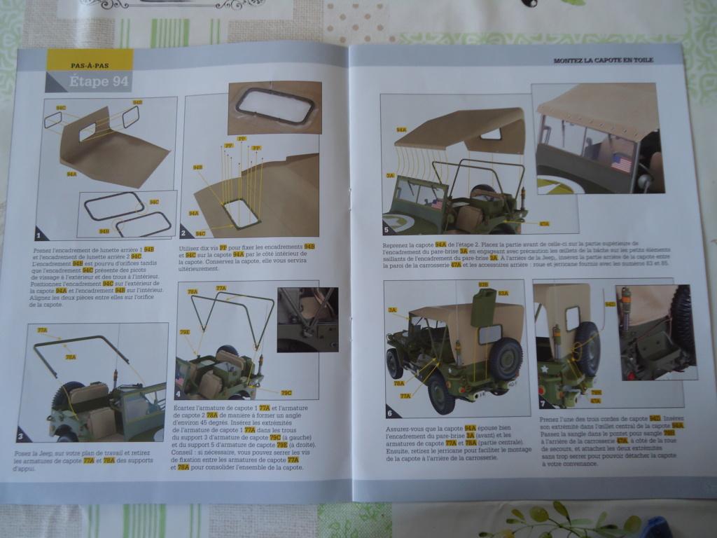 Jeep Willys - 1/8ème - Ed. Hachette - Construction par Glénans (Partie 2) - Page 2 Dsc00916