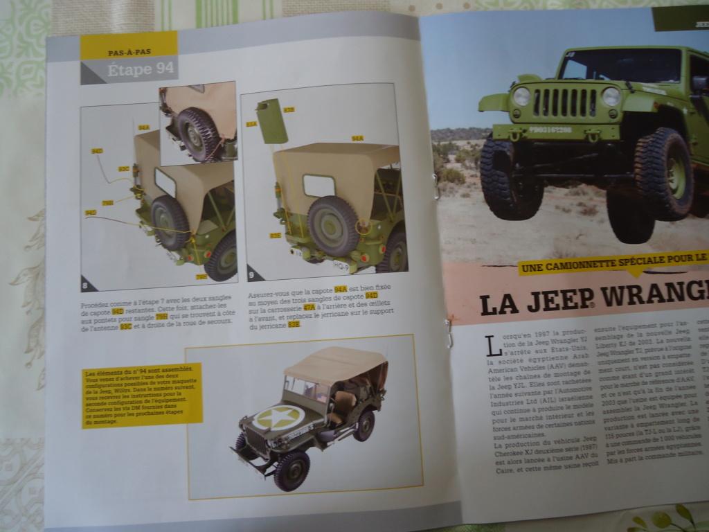Jeep Willys - 1/8ème - Ed. Hachette - Construction par Glénans (Partie 2) - Page 2 Dsc00917