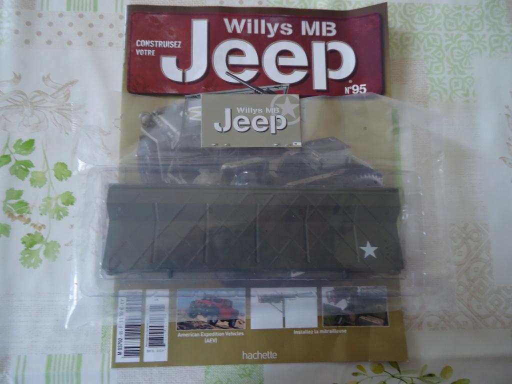 Jeep Willys - 1/8ème - Ed. Hachette - Construction par Glénans (Partie 2) - Page 2 Dsc00918