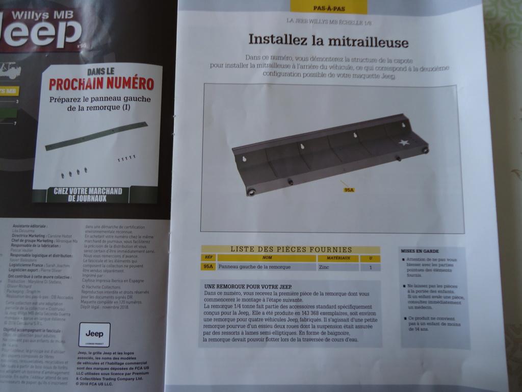 Jeep Willys - 1/8ème - Ed. Hachette - Construction par Glénans (Partie 2) - Page 2 Dsc00919
