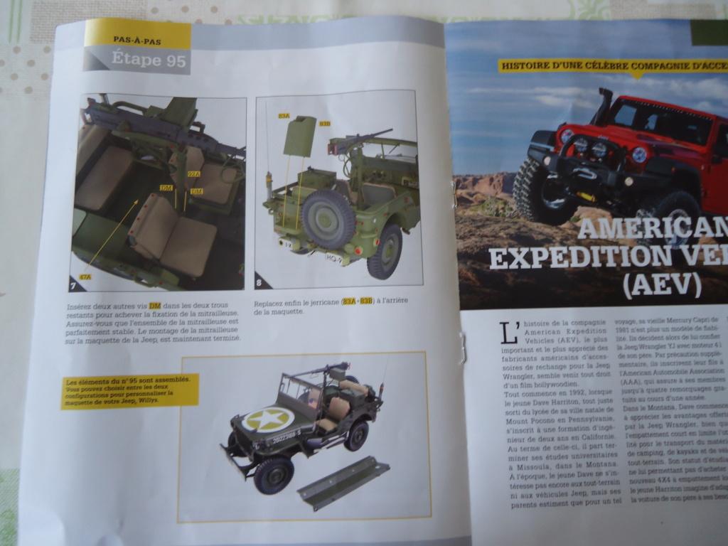Jeep Willys - 1/8ème - Ed. Hachette - Construction par Glénans (Partie 2) - Page 2 Dsc00921